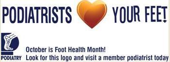 Podiatrist love your feet