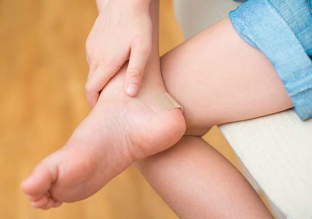 Heel Pain in Children