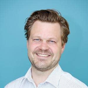 Espen Sigvartsen Podiatrist