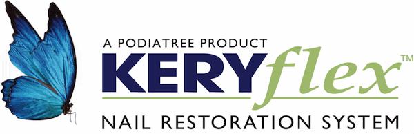 KeryFlex Nail Reconstuction Logo