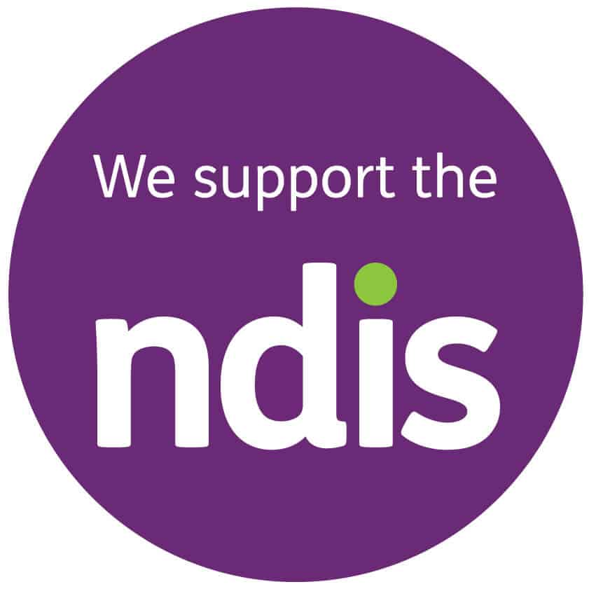 NDIS logo - Entire Podiatry is a registered provider and supporter